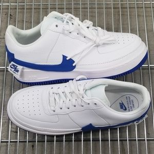 Nike Women's Air Force 1 Jester XX Game Royal